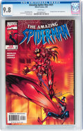 Modern Age (1980-Present):Superhero, The Amazing Spider-Man #431 (Marvel, 1998) CGC NM/MT 9.8 Whitepages....