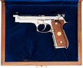 Handguns:Semiautomatic Pistol, Cased Beretta Model 92FS 470 Year Commemorative Semi-AutomaticPistol Limited Edition....