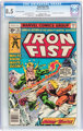 Iron Fist #14 - 35¢ Price Variant (Marvel, 1977) CGC VF+ 8.5 Cream to off-white pages