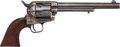 Handguns:Single Action Revolver, U.S. Colt Single Action Army Revolver Inspected by Henry Nettleton....