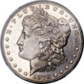 Morgan Dollars, 1879-CC $1 -- Improperly Cleaned -- NGC Details. Unc....