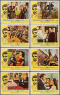 """Movie Posters:Drama, The Leopard (20th Century Fox, 1963). Lobby Card Set of 8 (11"""" X14""""). Drama.. ... (Total: 8 Items)"""
