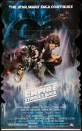 "Movie Posters:Science Fiction, The Empire Strikes Back (20th Century Fox, 1980). Standee (36"" X58""). Science Fiction.. ..."