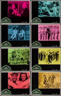 """That's Entertainment! & Others Lot (MGM, 1974). Lobby Card Sets of 8 (3) (11"""" X 14""""). Musical. ... (Total:..."""