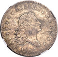 Early Half Dollars, 1795 50C 2 Leaves, O-125, High R.4, XF45 NGC....