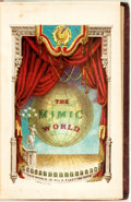 Books:Americana & American History, Olive Logan. The Mimic World, and Public Exhibitions.Philadelphia: New World Publishing, 1871. First edition. Publi...