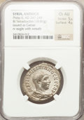 Ancients:Roman Provincial , Ancients: SYRIA. Antioch. Philip II, as Caesar (AD 244-247). BItetradrachm (10.81 gm)....