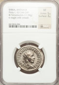 Ancients:Roman Provincial , Ancients: SYRIA. Antioch. Philip I (AD 244-249). BI tetradrachm(11.98 gm)....