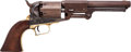 Handguns:Single Action Revolver, Colt Second Model Dragoon Percussion Revolver....