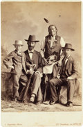 Photography:Cabinet Photos, Chief They-Fear-Even-His-Horses Cabinet Card....