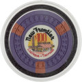 Miscellaneous:Gaming Chips, Las Vegas: New Frontier Casino Chip....