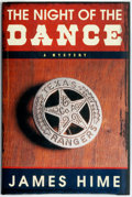 Books:Mystery & Detective Fiction, James Hime. The Night of the Dance. New York: Minotaur,[2003]. First edition, first printing. Publisher's cloth and...