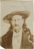 Photography:Studio Portraits, Wild Bill Hickok: A Great Early Photo. ...