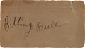 Autographs:Celebrities, Sitting Bull: An Early and Wonderfully Documented Autograph. ...
