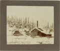 Western Expansion:Goldrush, Great Gold Rush Era Original Photo of Hunker Creek, YukonTerritory....