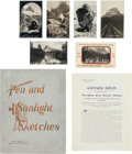 Miscellaneous:Postcards, Canada: Archive Related to Railroad Scenery and Mining.... (Total: 3 )