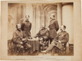 Photography:Studio Portraits, General George Meade and Members of His Staff....