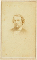 Photography:CDVs, Confederate Brigadier General William Felix Brantley: Civil War Period Carte de Visite....
