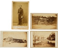 Photography:CDVs, [South Carolina]. Hilton Head, Folly, and Morris Islands: Four Cartes de Visite... (Total: 4 Items)