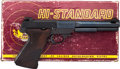 Handguns:Target / Single Shot Pistol, Rare Boxed High Standard Olympic (Fourth Model) Semi-Automatic Target Pistol....