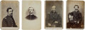 Photography:CDVs, Group of Seven Cartes de Visites of Officers of the 11th New Jersey Inf.... (Total: 7 Items)