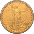 Proof Saint-Gaudens Double Eagles, 1912 $20 PR67 PCGS Secure. CAC....