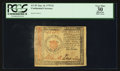 Colonial Notes:Continental Congress Issues, Continental Currency January 14, 1779 $1 PCGS Apparent Very Fine30.. ...