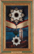 Militaria:Insignia, Japanese 2nd Class Order of the Rising Sun...