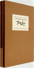 Books:Art & Architecture, Tom Lea. A Picture Gallery. Boston: Little, Brown, 1968. First edition. Includes thirty-five monochrome and twel... (Total: 2 Items)