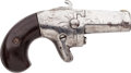 Handguns:Derringer, Palm, National Arms Co. - Derringer, Circa 1865-1870. ...