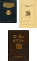 Miscellaneous:Catalogs, Western Mining Publications: A Group of Three Items.... (Total: 3Items)