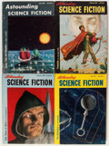 Pulps:Science Fiction, Astounding Stories Box Lot (Street & Smith, 1943-60) Condition:Average VG/FN....
