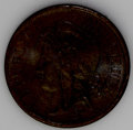 Chile: , Chile: Republic Copper 2 Centavos Date Trio, KM147a, 1879, superb toned UNC, very attractive, 1880, brown XF+ and 1881, brilliant U... (Total: 3 coins Item)