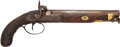 Handguns:Muzzle loading, Poonah Irregular Horse Percussion Cavalry Pistol...