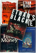 Books:Mystery & Detective Fiction, [Modern Fiction]. Group of Five First Editions. Various publishersand dates. Original bindings and dust jackets. Very good....(Total: 5 Items)
