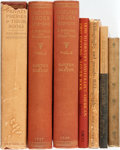 Books:Books about Books, [Books about Books]. Group of Seven Books about Books. Variouspublishers and dates. Original bindings; dust jackets if appl...(Total: 7 Items)