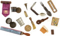 Military & Patriotic:Civil War, Civil War Period: Nice Group of Soldier's Personal Items including Several Very Scarce Pieces. ...