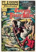 Golden Age (1938-1955):Classics Illustrated, Classics Illustrated #41 Twenty Years After - First Edition(Gilberton, 1947) Condition: Average FN+....