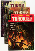 Silver Age (1956-1969):Adventure, Turok, Son of Stone Savannah Pedigree Group (Gold Key, 1963-68) Condition: Average VF+.... (Total: 24 Comic Books)