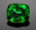 Gems:Faceted, RARE GEMSTONE: CHROME var. TOURMALINE - 5.86 CT.. Tanzania....
