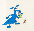 Animation Art:Production Cel, The Ant and the Aardvark Cel Setup (DePatie-Freleng/MGM,1969/1971)....