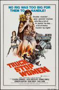 "Movie Posters:Bad Girl, Truck Stop Women & Other Lot (L-T Films, 1974). One Sheets (2)(27"" X 41""). Bad Girl.. ... (Total: 2 Items)"