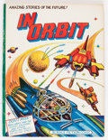 Memorabilia:Comic-Related, In Orbit British Comic Annual (George Turton & Co., c.1951) Condition: FN+....