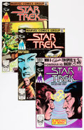 Modern Age (1980-Present):Science Fiction, Star Trek #1-18 Complete Series Group (Marvel, 1980-82) Condition:Average NM-.... (Total: 18 Comic Books)