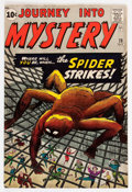 Silver Age (1956-1969):Mystery, Journey Into Mystery #73 (Marvel, 1961) Condition: FN/VF....