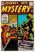 Silver Age (1956-1969):Horror, Journey Into Mystery #74 (Marvel, 1961) Condition: FN/VF....