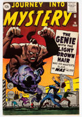Silver Age (1956-1969):Mystery, Journey Into Mystery #76 (Marvel, 1962) Condition: FN/VF....