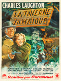 "Movie Posters:Hitchcock, Jamaica Inn (Paramount, 1939). French Grande (47"" X 63"").. ..."
