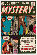 Silver Age (1956-1969):Horror, Journey Into Mystery #79 (Marvel, 1962) Condition: VF-....