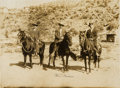 Photography:Official Photos, Western Lawmen: Two Large Original Photos. ... (Total: 2 Items)